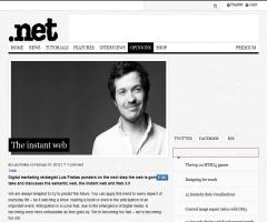 The instant Web (Luis Freitas)