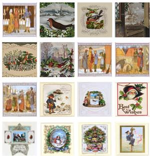 Investigating Christmas Cards: Symbolism and History (Victoria and Albert Museum)