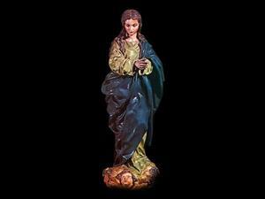 Inmaculada del facistol, de Alonso Cano