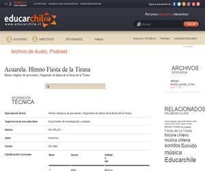 Acuarela (Educarchile)