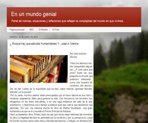 ¿Por qué hay que estudiar humanidades? José Antonio Marina