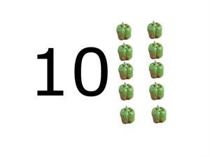 Discriminación visual de números (Aula pt R-educa)
