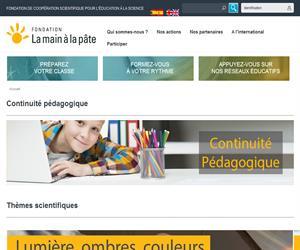 La main à la pâte, ciencias en francés para Primaria e Infantil