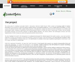 The project | Linked2Safety