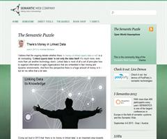 There's Money in Linked Data