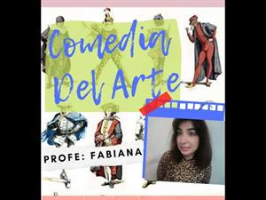 TEATRO 🎭: Comedia del Arte Características Personajes