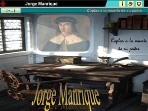Jorge Manrique. Coplas a la muerte de su padre