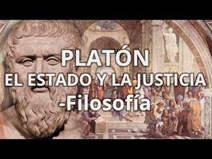 Platón: El Estado y la justicia