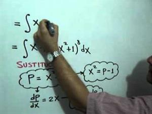 Integral indefinida por sustitución (JulioProfe)