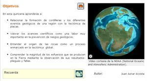 La tectónica de placas. Biología y geología 4º de Secundaria