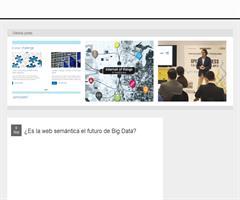 ¿Es la web semántica el futuro de Big Data?