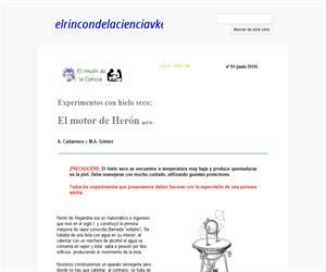 El motor de Herón