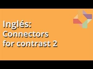 Connectors for contrast 2