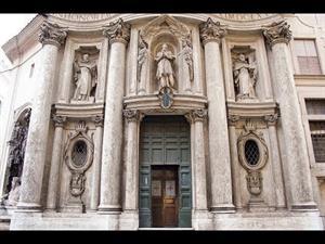 San Carlo alle Quattro Fontane de Borromini
