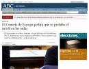 El Consejo de Europa pedirá que se prohíba el móvil en las aulas - ABC