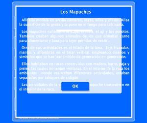 Texto informativo: Mapuches. Colegio Craighouse (Educarchile)