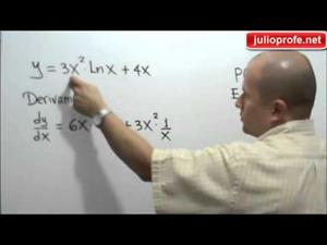 Ecuación de la recta tangente a una curva (JulioProfe)