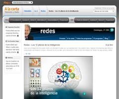 Los 12 pilares de la inteligencia | Redes