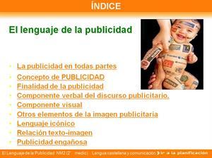El lenguaje de la publicidad (Educarchile)