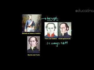 Paraguay: 1811. Independencia de Paraguay II