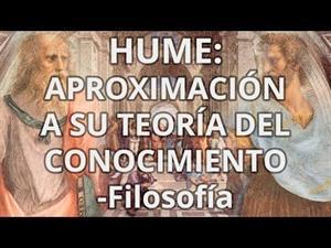 D. Hume: Aproximación a su teoría del conocimiento