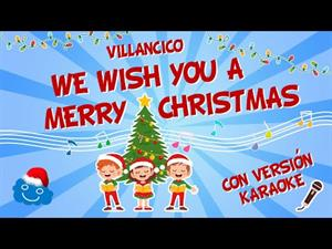 We wish you a Merry Christmas! (Christmas karaoke song)