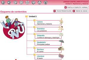 Hipómedes y Atalanta (Santillana, lengua 6º primaria)