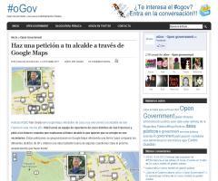 Haz una petición a tu alcalde a través de Google Maps