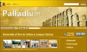 Palladium: apoyo para las materias de Cultura Clásica, Latín y Griego