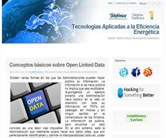 Conceptos básicos sobre Open Linked Data