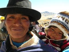 El primer día  de la madre - Elmo Ledesma Zamora (PerúEduca)