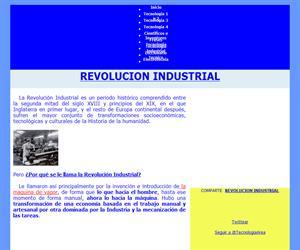 La Revolución Industrial y La Máquina de Vapor