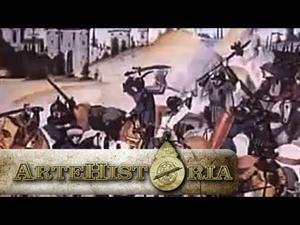 La época de las cruzadas (Artehistoria)