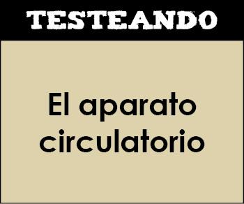 El aparato circulatorio. 1º Bachillerato - Biología (Testeando)