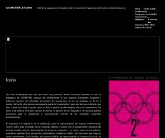GEOMETRÍA_ETSAUN. Web de la asignatura de Geometría de la Escuela de Arquitectura de la Universidad de Navarra