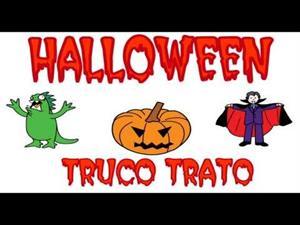 Vídeo canción de Halloween para cantarla en nuestras clases, incluimos la letra