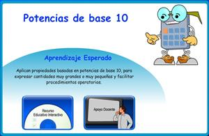 Potencias de base 10 (Educarchile)