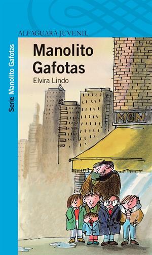 Leer a Manolito Gafotas, guía de lectura y actividades para clase