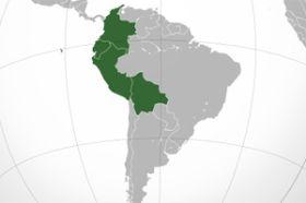 Pacto Andino, actual Comunidad Andina de Naciones (CAN)