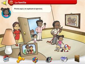 La familia.  Educación Especial