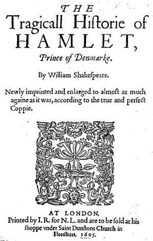 Hamlet de William Shakespeare (Educarchile)