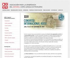 XXIV Congreso Internacional de ASELE