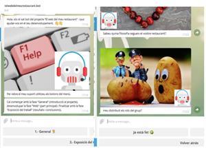 Chatbots en el entorno educativo