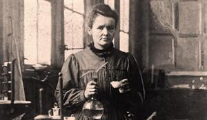 Marie Curie, gran científica, humilde mujer