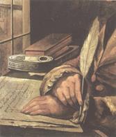 El autorretrato, caza del tesoro de Lengua Castellana