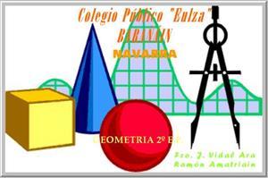 Actividades de geometría para primaria