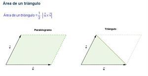 Producto vectorial y producto mixto (vadenumeros.es)