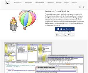 Squeak, herramientas digitales para enseñar y aprender