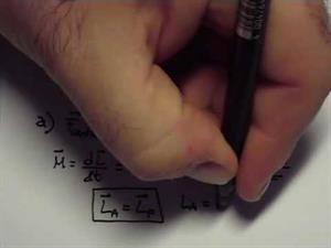 Segunda Ley de Kepler. Cibermatex. (Ejemplo PAU)