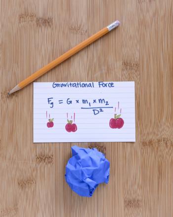 Gravitational Forces for Preschoolers